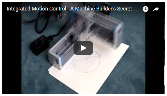 Integrated motion control webinar image